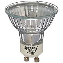 Bulbrite EXZ/GU10 50-Watt Halogen MR16, 120V, Gu10 Twist and Lock Base Narrow Flood Light