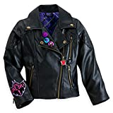 Disney Store Descendants Faux Leather Jacket - Size 7/8