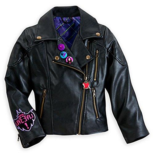 Disney Store Descendants Faux Leather Jacket - Size 7/8