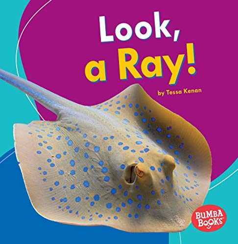 Look, a Ray! (Bumba Books ® _ I See Ocean ()