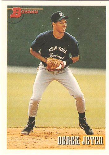 1993 Bowman # 511 Derek Jeter RC - New York Yankees - Roo...