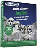 Pimsleur English for Portuguese (Brazilian) Speakers Quick & Simple Course - Level 1 Lessons 1-8 CD: Learn to Speak and Understand English for ... Language Programs (Portuguese Edition)