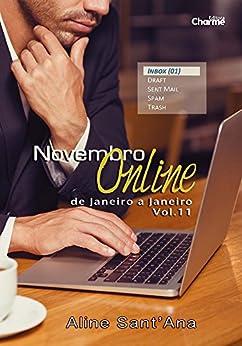 Novembro Online: Chase Wilmington & Blair Howard (De Janeiro a Janeiro Livro 11) por [Sant'Ana, Aline]