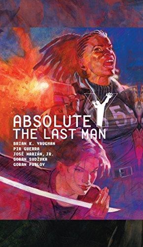 Absolute Y: The Last Man Vol. 2 by imusti