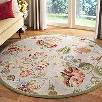 Amazon Com Safavieh Blossom Collection Blm676a Handmade