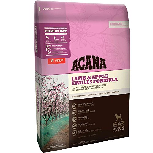 Acana Dog Lamb Okanagan Apple 4.4 lbs