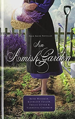 book cover of An Amish Garden