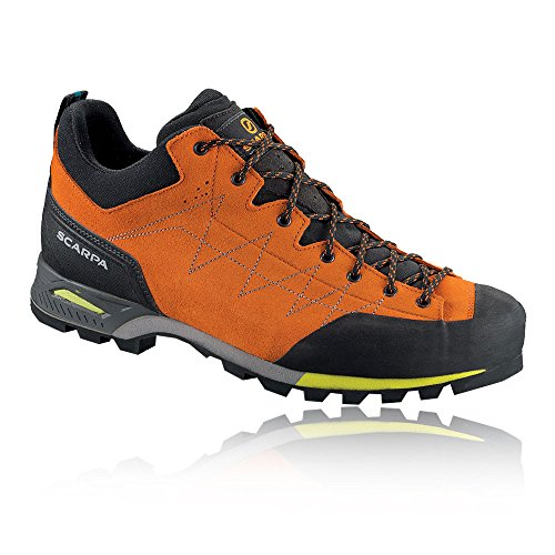 Tech Chaussure Zodiac Approach Ss18 Hiking Orange Scarpa W7UFP6nn