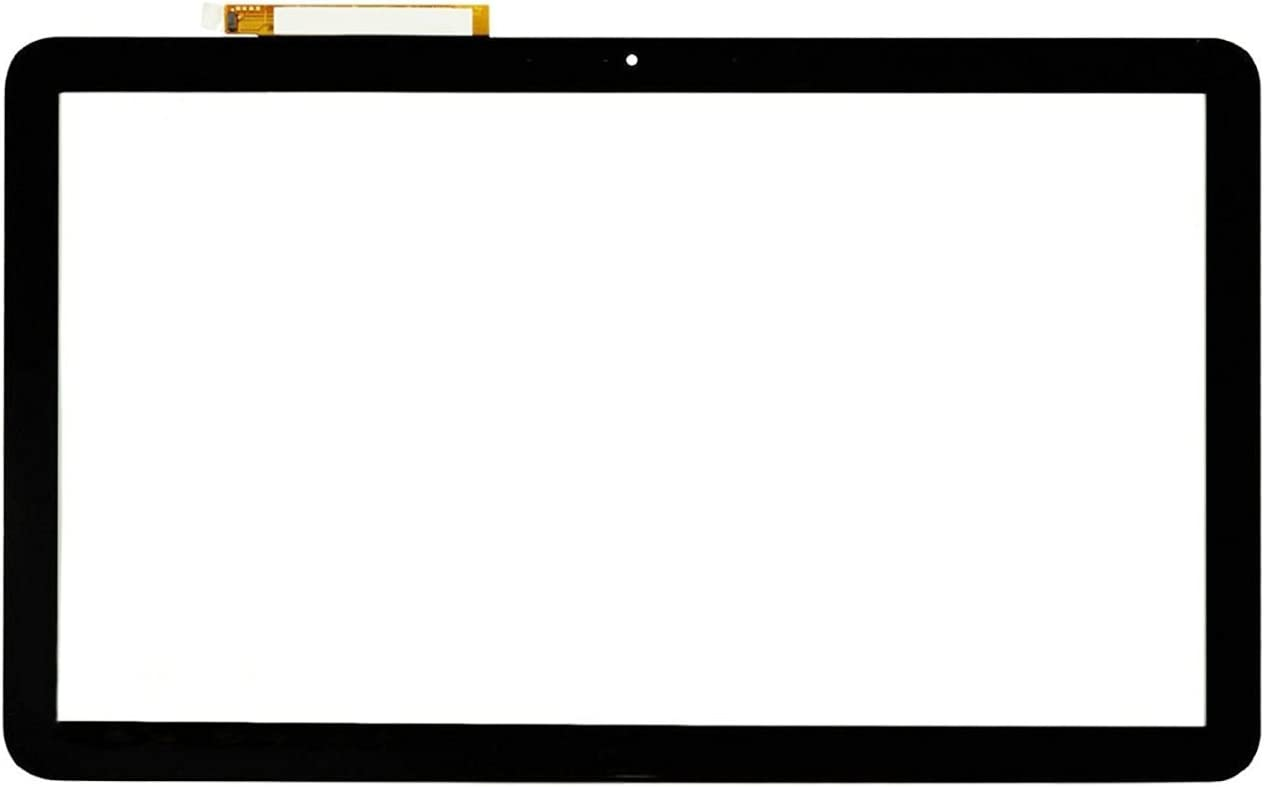 inoneworld Touch Screen Replacement Glass Panel Digitizer for HP Pavilion 15-f023wm 15-f162dx (NO LCD)