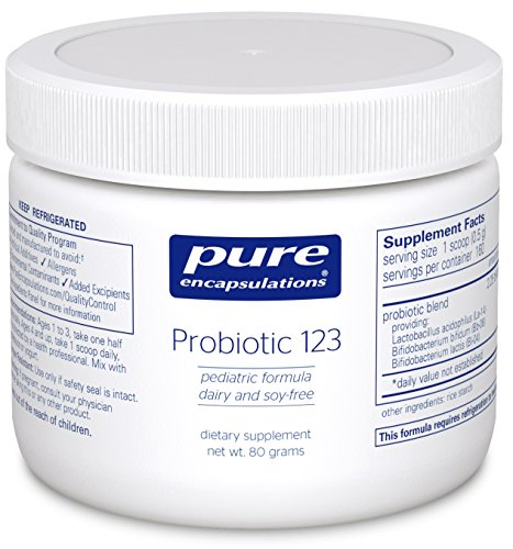 Pure Encapsulations Probiotic Dairy Free Gastrointestinal