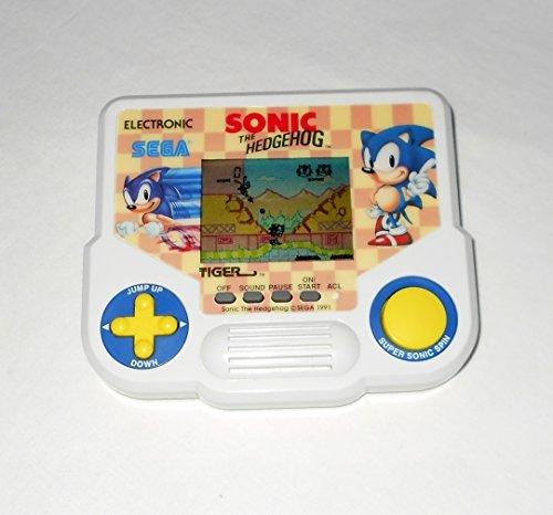 Tiger Electronic SEGA Sonic The Hedgehog Handheld Game 1988