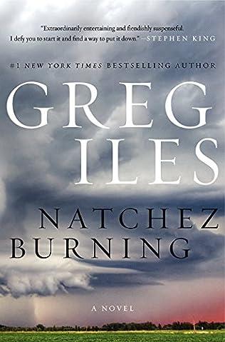 book cover of Natchez Burning