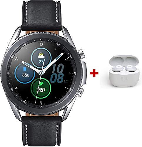 Samsung Galaxy Watch 3 45mm Stainless Steel - Silver + JBL T120