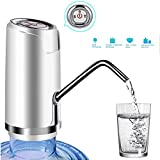 #8: Electric Drinking Water Pump,Universal Gallon Bottle Water Pump Dispenser Switch