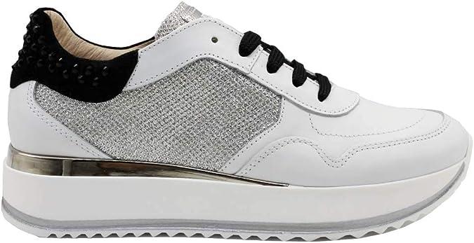 Liu Jo Girl L4A4 20355 0506Y220 Bianco 40 Sneakers Scarpe