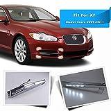 Auto-Tech 5-LED Daytime Running Light Car fog lamp LED DRL kit For Jaguar XF 2010-2012