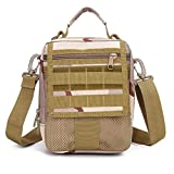 Hkiss Travel Companion Camouflage Desert Digital Outfit Messenger Civilian Army Green