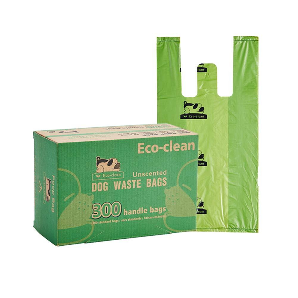 Amazon.com: Eco-clean Bolsas biodegradables para perros ...