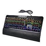 51ZYl8GqLUL. SL160  - Razer BlackWidow Chroma Stealth, Silent RGB Mechanical Gaming Keyboard, Macro Keys - Razer Orange Switches