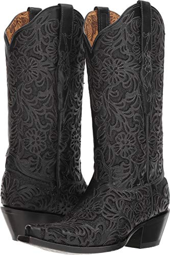 Corral Boots Women's G1417 Black 7 B US