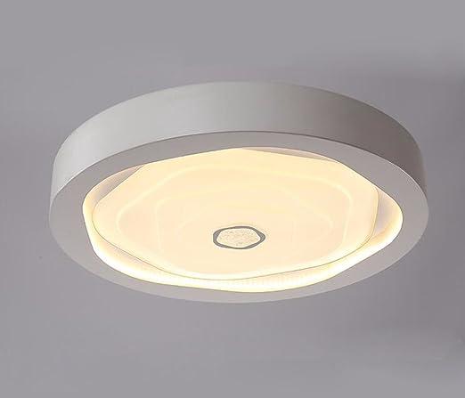 Sursy Iluminación de techo Dormitorio LED lámpara de techo ...