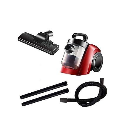 MapleES Aspirador de Moda doméstico Aparatos pequeños Aspiradores de eliminación de Polvo de Alta Potencia Horizontal