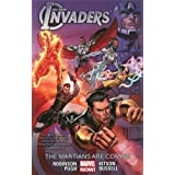 All-New Invaders Volume 3: The Martians are Coming
