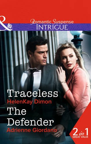 book cover of Traceless / the Defender