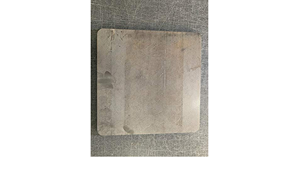 A36 Steel Rounded Corners 1//2 x 16 x 16