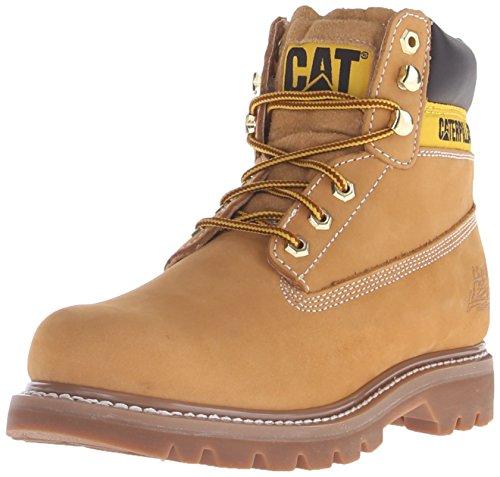 Caterpillar Men's Colorado Engineer Boot, Honey, 11.5 M US