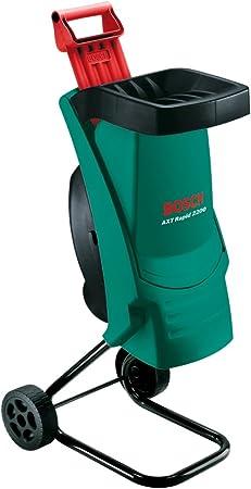 Bosch AXT Rapid 2200 - Biotrituradora (2200W, capacidad 35l): Amazon.es: Bricolaje y herramientas