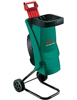 Einhell GH-KS 2440 - Trituradora eléctrica de cuchillas, con obturador, bolsa colectora, 4500 rpm, 2000 W, 230 - 240 V, color rojo y negro (ref. 3430340): Amazon.es: Bricolaje y herramientas