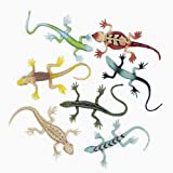 Fun Express Vinyl Lizard Assortment, 48 pcs./unit