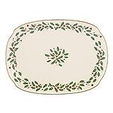 Lenox Holiday Oblong Serving Platter