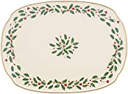 "Lenox Holiday 15"" Oblong Serving Pl"