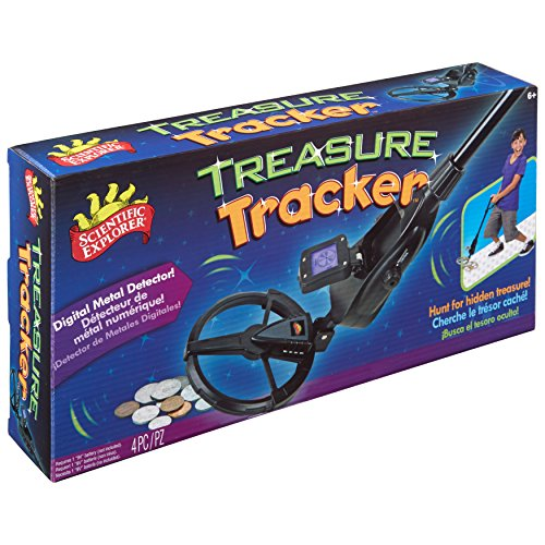 Scientific Explorer Treasure Tracker (Treasure Tracker Metal)