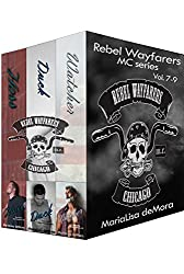 Rebel Wayfarers MC Vol 7-9: Boxed Set