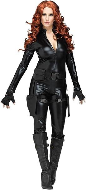 shoperama Disfraz para Mujer Secreto agentin Secret Agent Especial ...