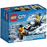 2-Pk. LEGO City Tire Escape 47-Pcs. Building Toy Set