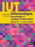 Informatique, bureautique et systèmes d'information : GEA et TC 1re et 2e années