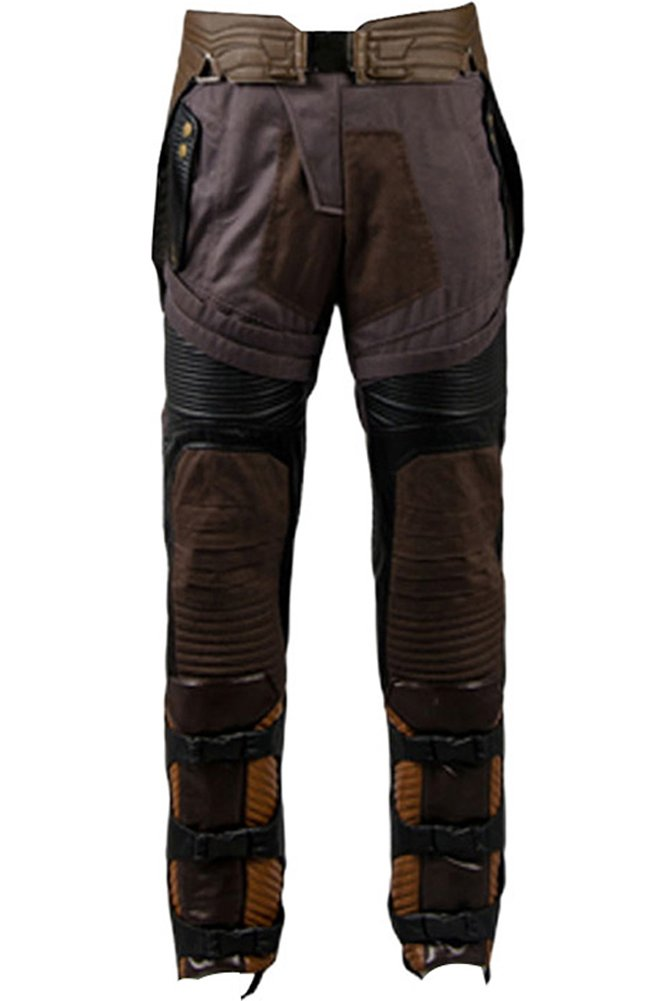 Men's Star Lord Peter Jason Quill Costume Pants Guardians of the Galaxy 2 - DeluxeAdultCostumes.com