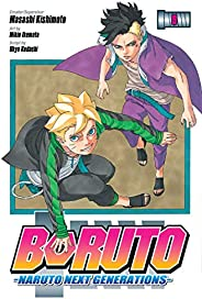 Boruto, Vol. 9: Naruto Next Generations (9) (Boruto: Naruto Next Generations)
