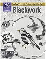 RSN Essential Stitch Guides: Blackwork