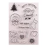 YULEKITO Happy Christmas Holidays Sending You Love