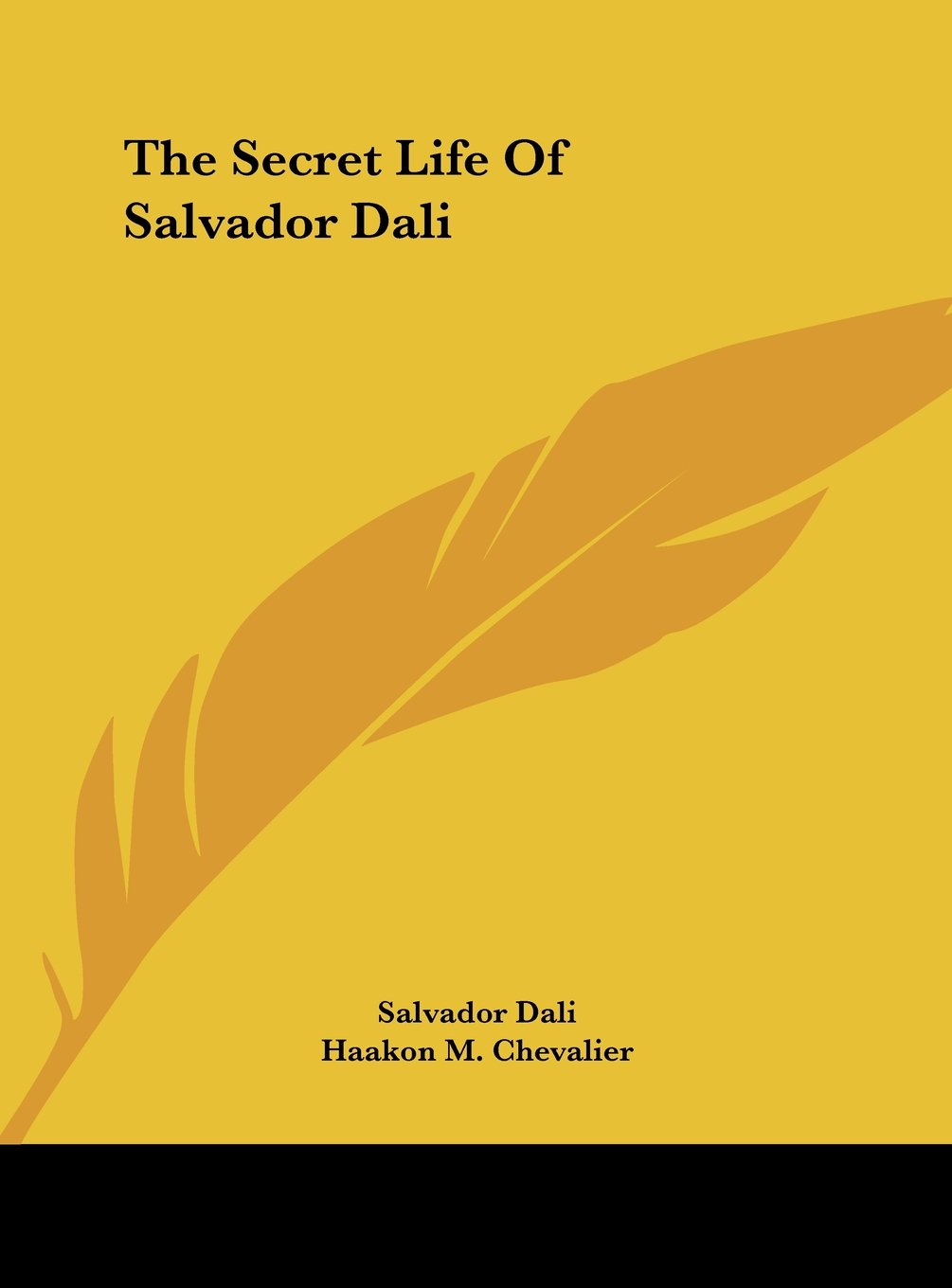 Download The Secret Life of Salvador Dali PDF