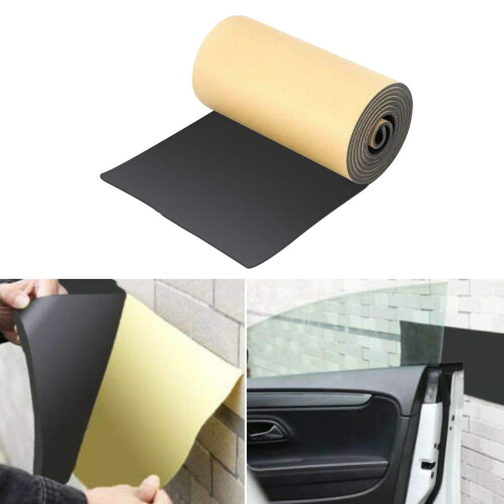 YlRNhe Car Auto Door Protector Garage Rubber Strip Wall Guard Bumper Safety Parking