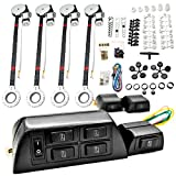 Universal  Power  Window  Conversion  Kit         5  Page (S )