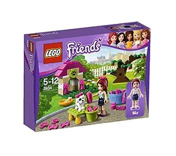 Lego Le Construction Friends Jeu Mia De Chiot 3934 tsdhCQr
