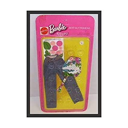 separation shoes best website arrives Amazon.com: 1972 Barbie Kelley PJ Best Buy Fashion Clothing ...