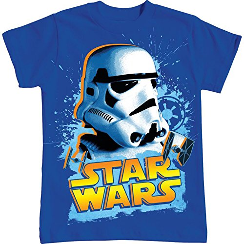 Star Wars Storm Trooper Splatter